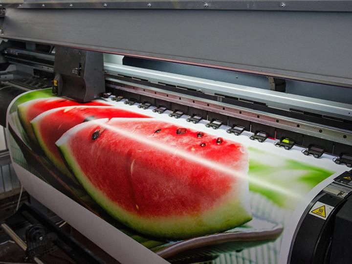 Качественная печать на пленке